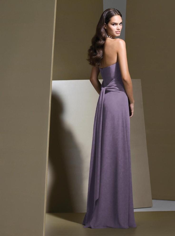 Bridesmaid dress - back