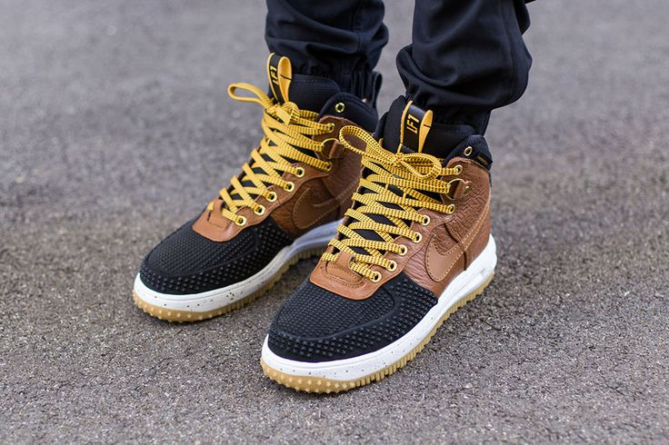 the latest 837dc aef7c ... Nike Lunar Force 1 Duckboot ...