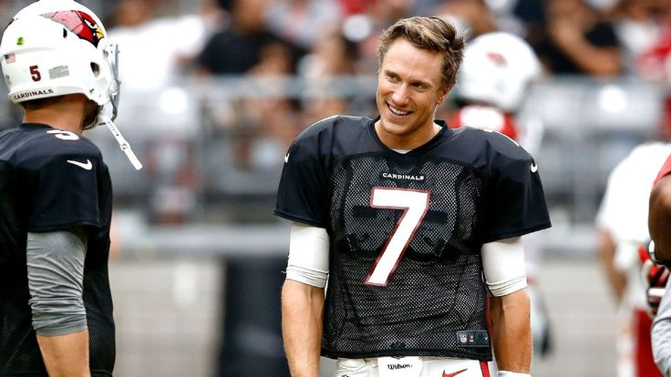 Blaine Gabbert relishing a fresh start in Hall of Fame game