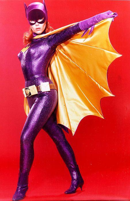 I used to love Batgirl on the Batman TV series!