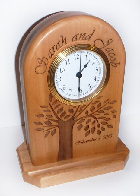 Very 25 best Wood, Leather Clocks images on Pinterest | Clock wall  SL38