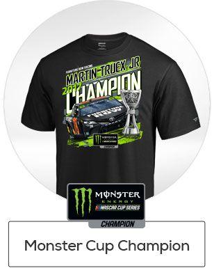 Shop Martin Truex Jr. Champion Gear #cars