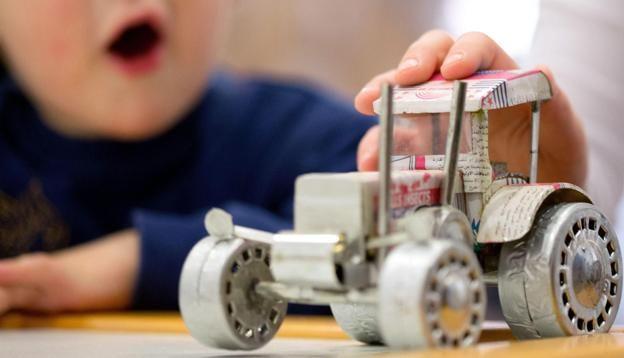 La Stampa - Esposizione mondiale di giocattoli