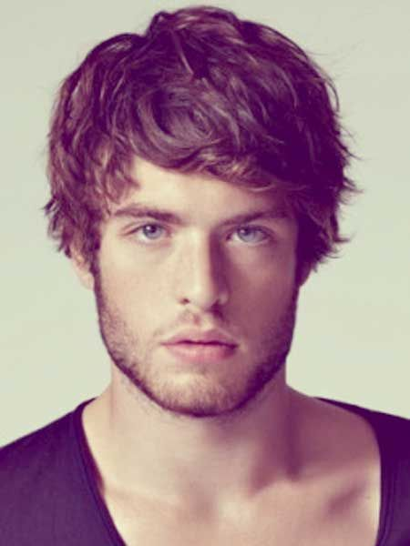Best Mens Medium Length Hairstyles | Mens Hairstyles 2013
