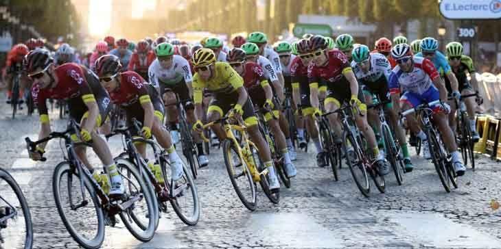 Presentato il calendario UCI WorldTour 2021 nel 2020 | Calendario