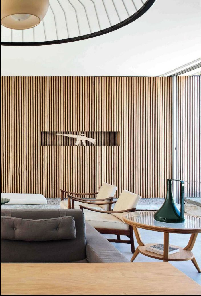 Best 25 timber wall panels ideas on pinterest wall - Feature walls in living rooms ideas ...