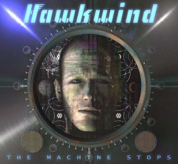 First review of the new Hawkwind album, the Machine Stops.....#spacerock