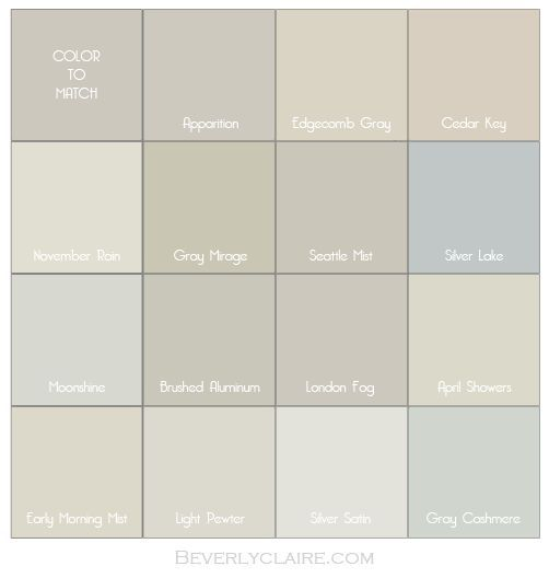 benjamin moore paint chips apparition london fog. Black Bedroom Furniture Sets. Home Design Ideas
