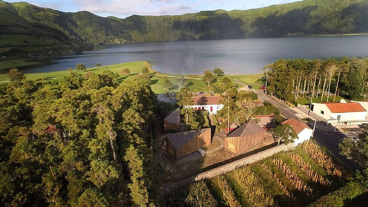 7 Cities Lake Lodge - azores