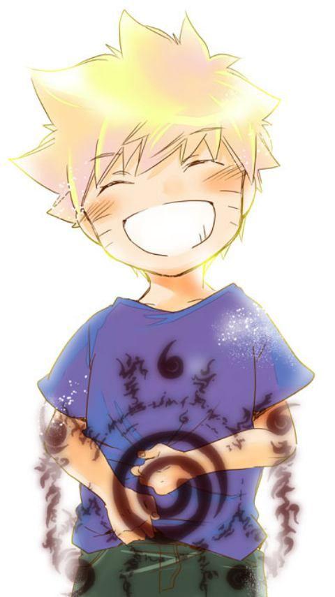 Young Naruto Uzumaki ❤️