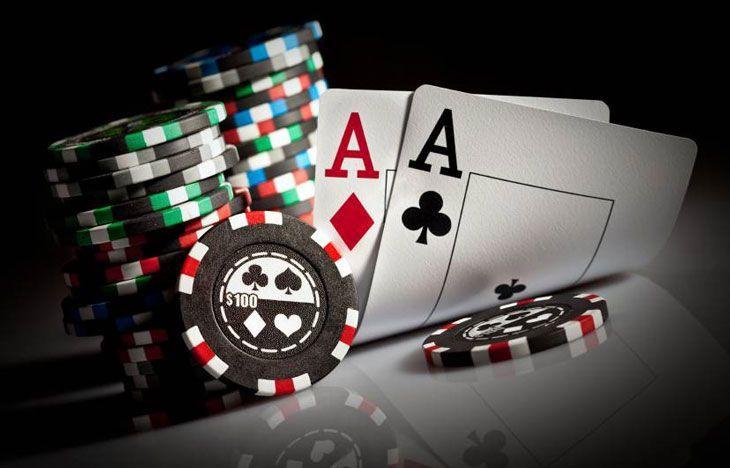 казино онлайн с покером