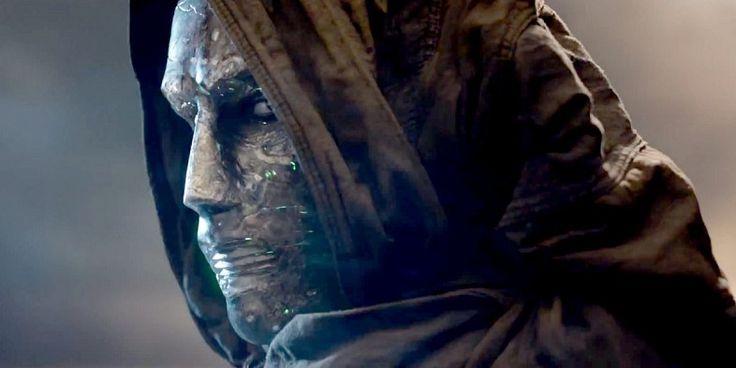 Fantastic Four Dr Doom mask Fantastic Four Director Teases Epic Multipower Slugfest With Doom