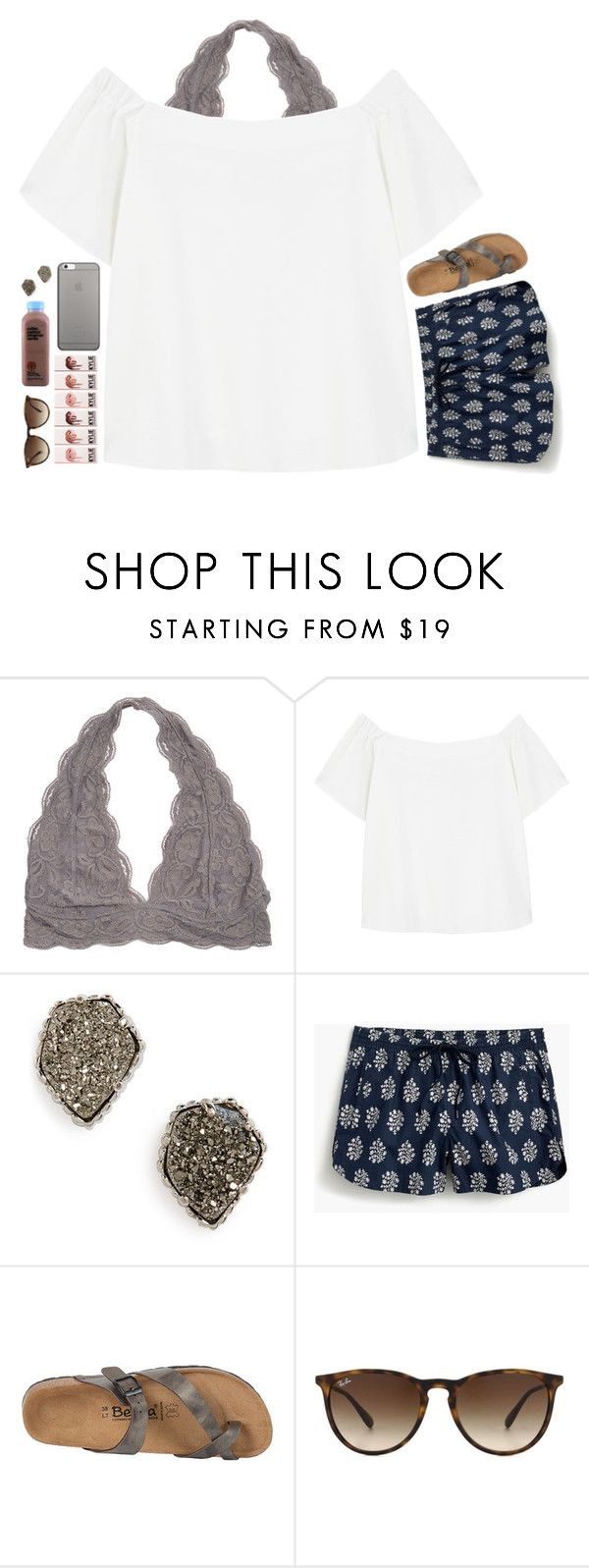 """ugh"" by julesamber ❤ liked on Polyvore featuring MANGO, Kendra Scott, J.Crew, Betula, Ray-Ban and Native Union"