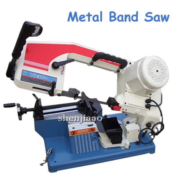 220V 375W Metal Band Saws Small Saws Desktop Saws Hand Saws Low Noise with English Manual #Affiliate