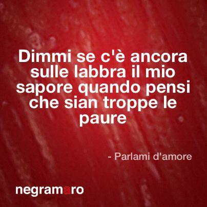 #ParlamiDAmore