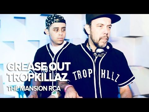 GREASE OUT with TROPKILLAZ - YouTube