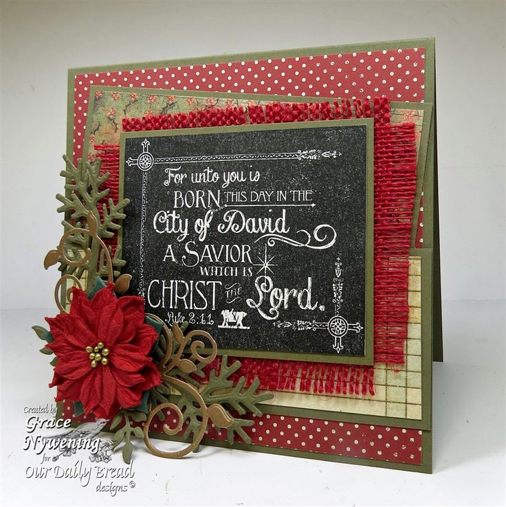 36 best Easy Christmas Card Making images on Pinterest Christmas - blank xmas cards
