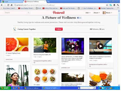 How to Create a #Pinteresting Healthcare Social Media Strategy -