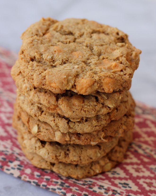 Oatmeal Scotchies (GF) | Favorite Recipes | Pinterest