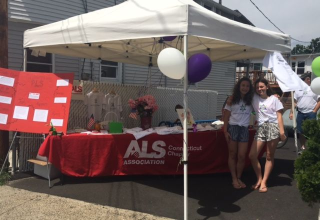 #HAIGroup employees and family members spend their off time doing good deeds! Juliana, daughter of our very own Elaine held a Primary Lateral Sclerosis (#PLS) Awareness Event and Fundraiser at the Greek Spot Café in Milford, CT on Saturday, July 2. Juliana raised awareness by sharing information about this disease. #PLSAwareness #GiveBack