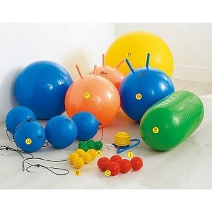 School Set - 25 Balls (Toy)