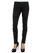 MinkPink Elm St Slashed Jeans  #davidjones #denim #jeans #black #ripped #djsdenim #fashion #minkpink @MINKPINK