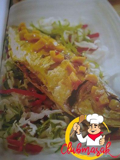 Resep Ikan Bakar Asam Mangga, Hidangan Organik Ala Resto, Club Masak