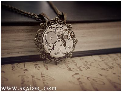 || necklaceSteampunk Necklace