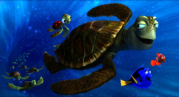 Finding Nemo is back in 3D on the 24th of August!