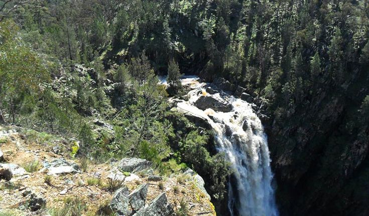 Grove Creek Falls is a must-see for visitors to Abercrombie Karst. This walking track offers magnificent waterfalls, bushwalking, fishing, fossicking and picnicking. (2-3 hr walk)