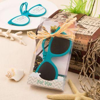 Fun Sunglass Themed Luggage Tags #sunglasses #luggagetag #travel