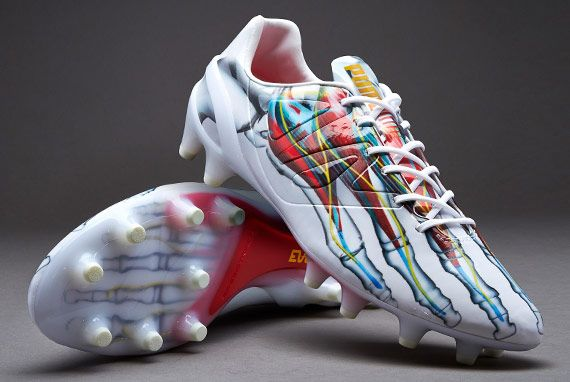 Xray White Shoes