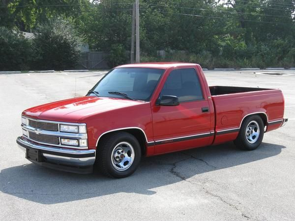 Mine was a black 88 Silverado single cab short bed with all the options. Should have NEVER sold it!
