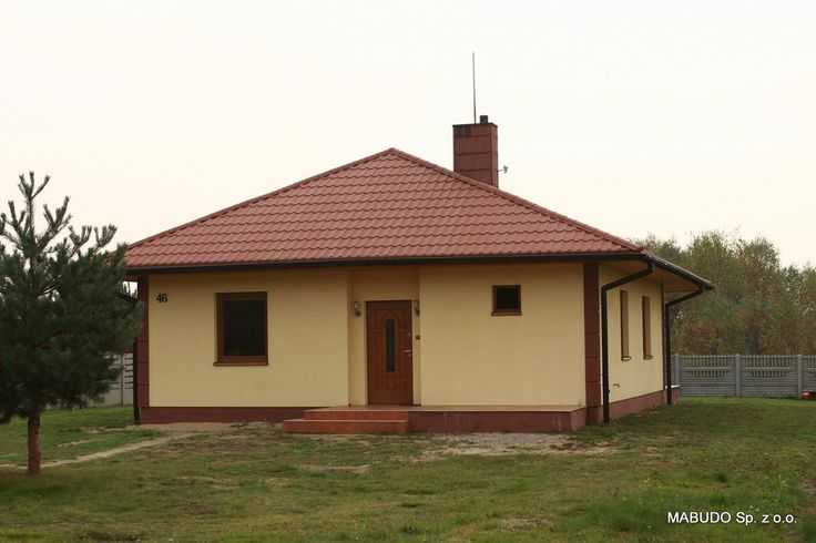 Projekt domu Ambrozja