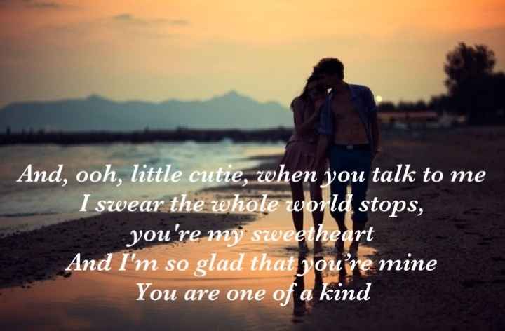 With you ~ Chris Brown