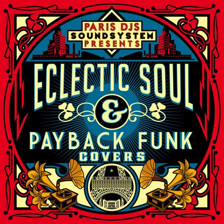#404 Paris DJs Soundsystem presents Eclectic Soul & Payback Funk Covers