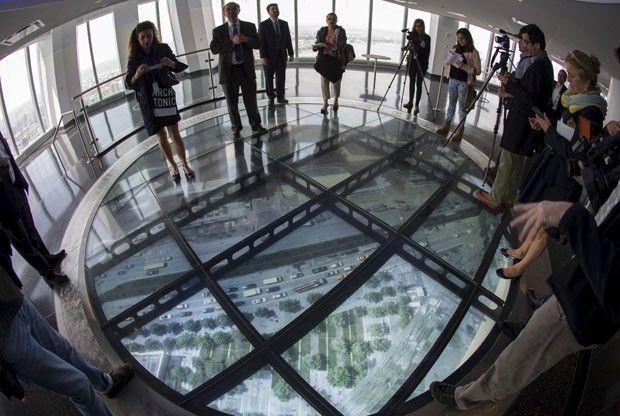 Cazuza: Novo World Trade Center ganha mirante a 381 metros...