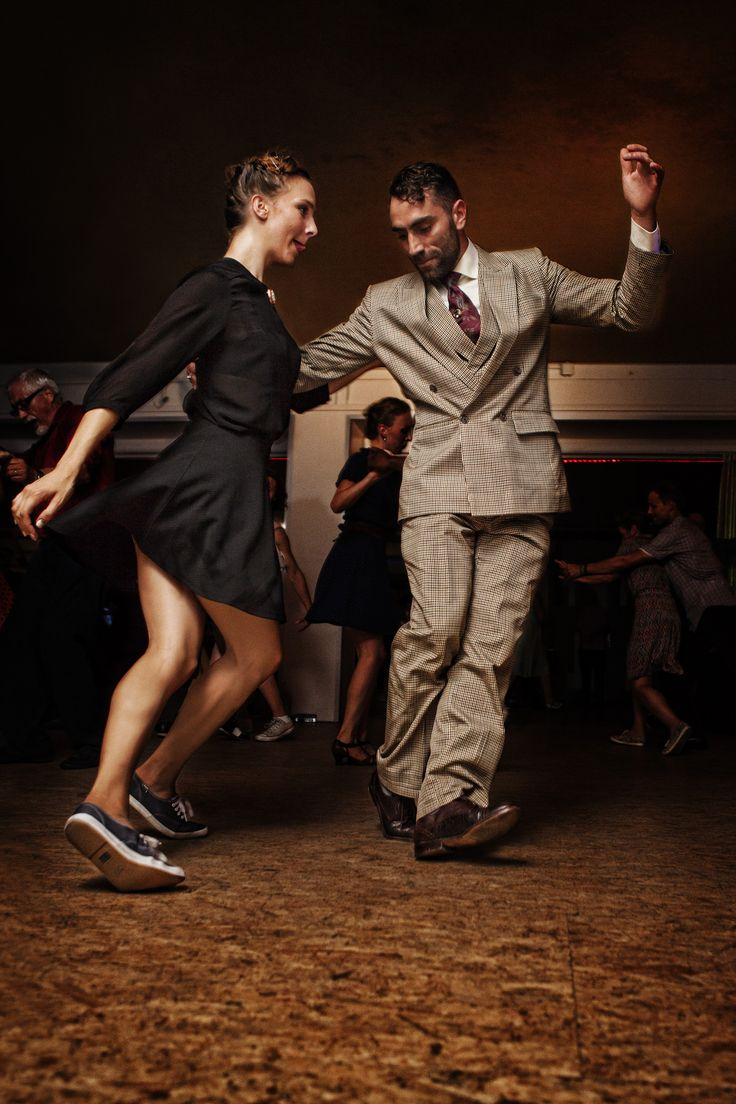 https://flic.kr/p/p2g5BN | Lindy Hop in Paris | Tatiana Udry and Max Pitruzzella during the SAF 2014