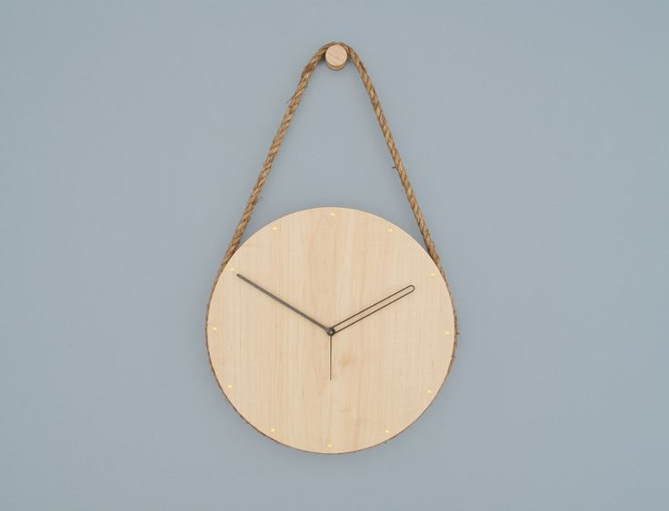 Lukas Peet, Hanging Clock