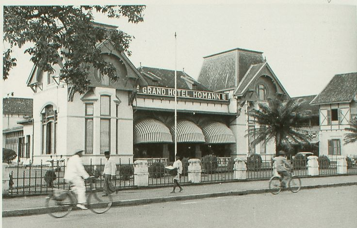 Bandung Tempo Doeloe _ Hotel Homann