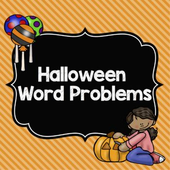 This set of Word Problems includes 12 different Word Problems perfect for keeping your class engaged around Halloween. Each page has plenty of room for students to show their thinking and an answer key is included. The problems in this set involve graphing, patterning, measures of central tendency, lowest common multiple, greatest common factor, adding and subtracting decimals, working with money, rounding, and multiplication.