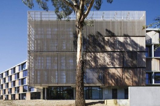 Monash University Student Housing / BVN | ArchDaily