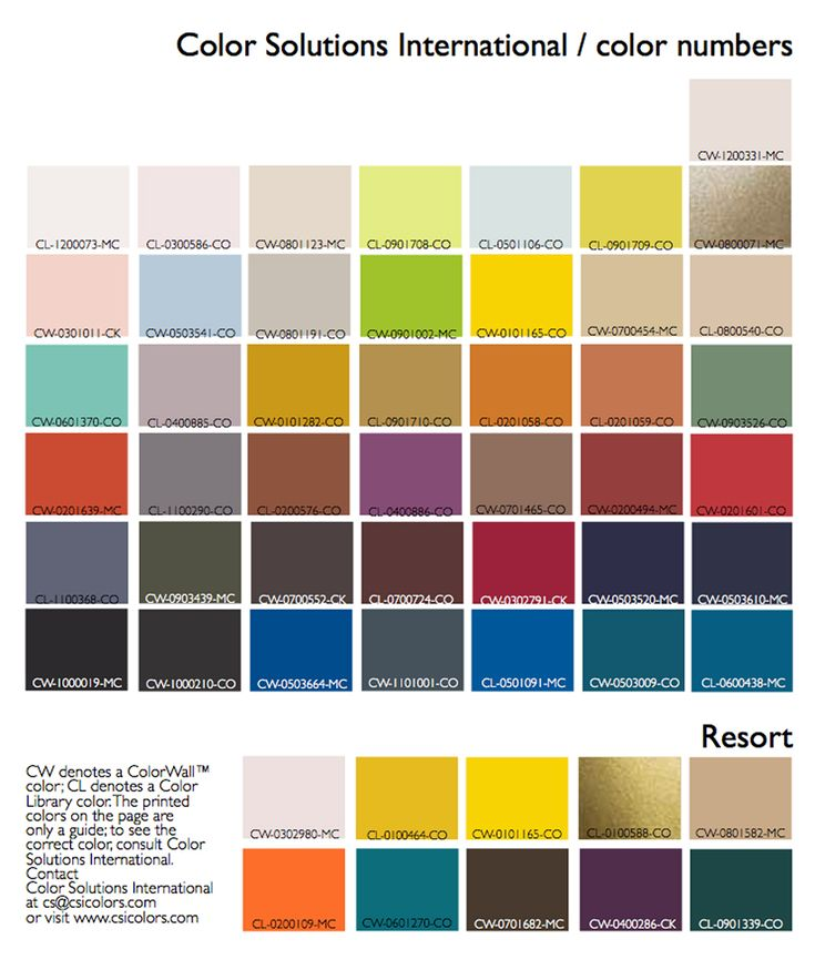 csi color codes fall winter 2015 2016 pinterest fashion colors and read more. Black Bedroom Furniture Sets. Home Design Ideas