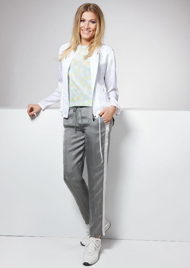 Bonjour #Printemp: #Look von #LuisaCerano und #MichaelKors. #Frühjahrsommer2015 #Fashion #Reischmann #womenywear