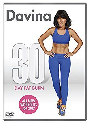 Davina - 30 Day Fat Burn (New for 2017) [DVD]