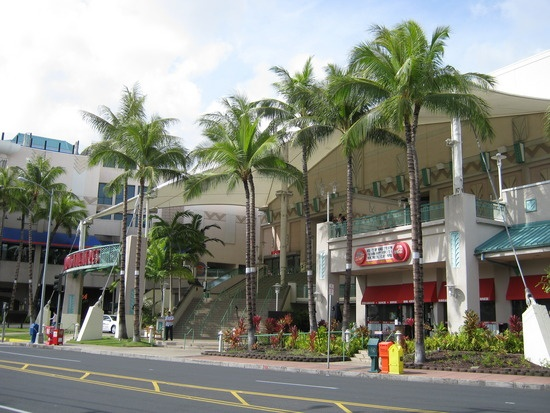 Ward Entertainment Center ~ Located just a few blocks west of the Ala Moana Center, Ward offers the closest movie theaters to Waikiki. Also at Ward Center: Nordstrom Rack, Buca Di Beppo, Dave & Buster's. #Honolulu #Hawaii #Shopping #Nightlife