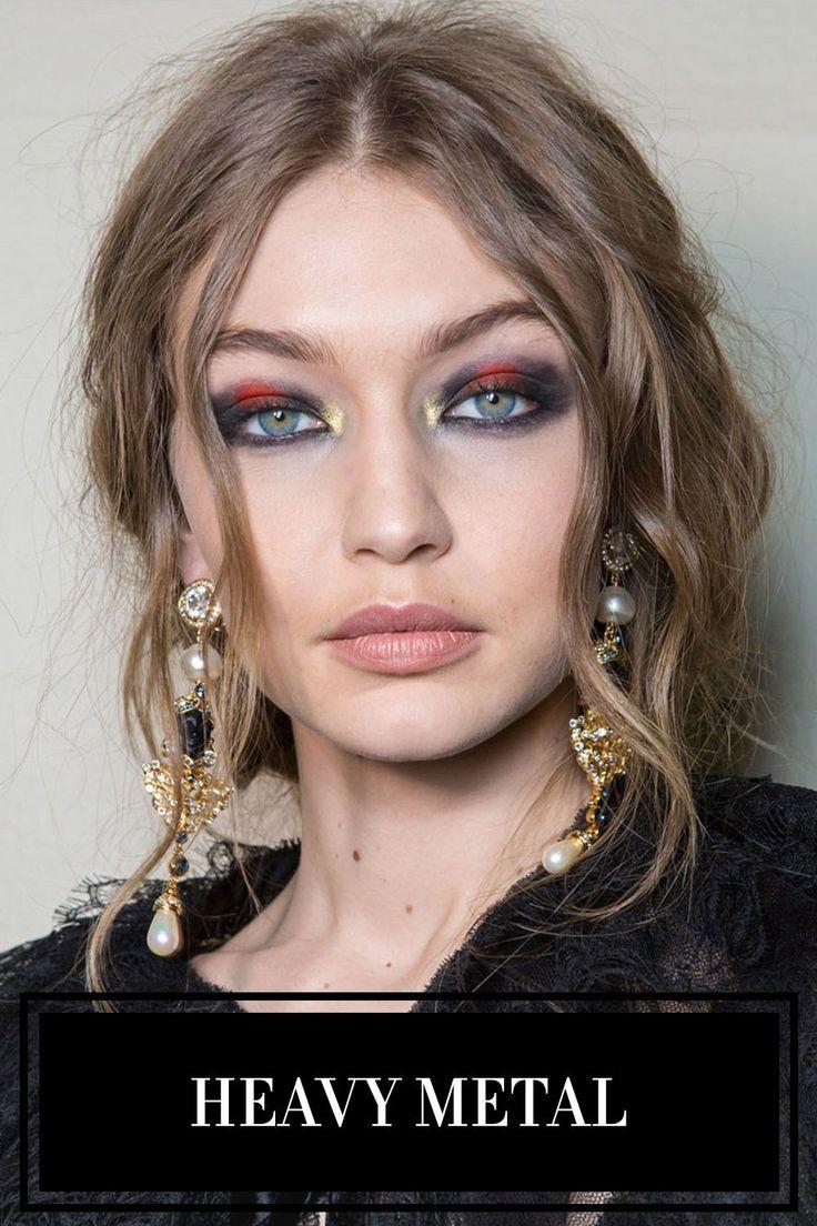 The Best Makeup Trends For Fall 2017 - HarpersBAZAAR.com
