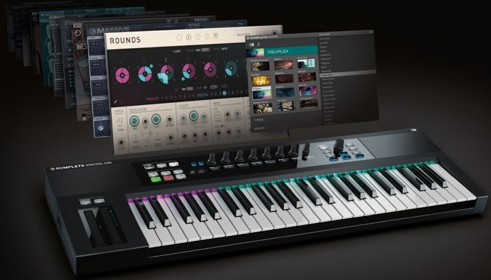 Our review of the new S49 MIDI keyboard controller