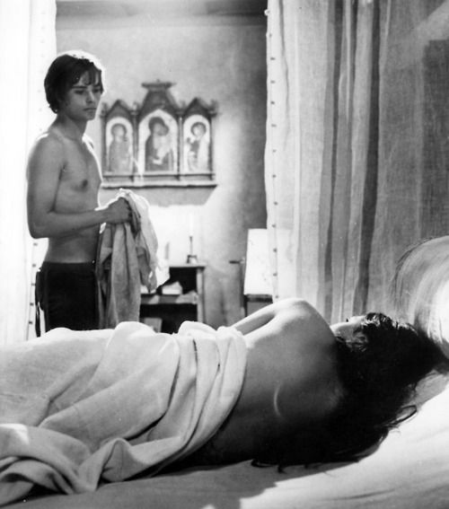 Romeo and Juliet. Leonard Whiting & Olivia Hussey, 1968.