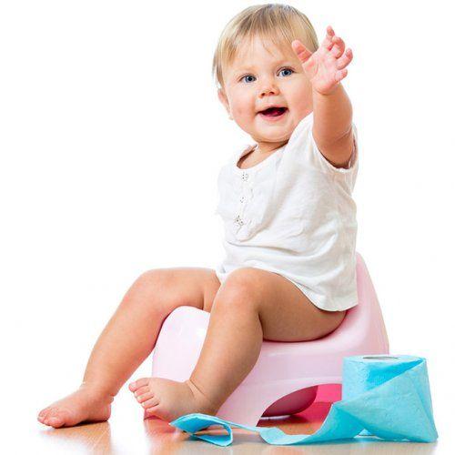 Accompagner son enfant lors de l'entraînement à la propreté